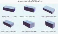Lightweight AAC Blocks Line
