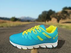 Green-Yellow Sports shoes