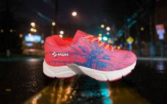 Pink Sports Shoes