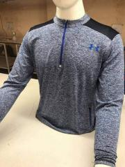 Grey Colour Man Sports Sweatshirts