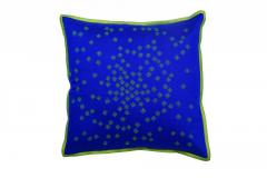 Fardi Work Blue Cushion Cover