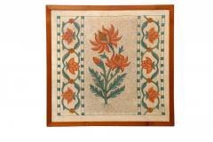 Marigold Flower Work Wall Hanging