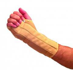 Wrist cockup splint