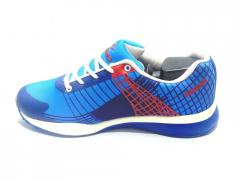 Blue-Red Sports Shoes