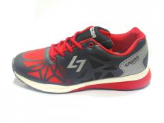 Red-Black Men's Sport Shoes
