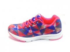 Blue-Pink  Women's Sport Shoes
