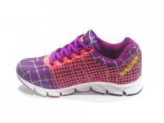 Purple-dark Pink Women's Shoes