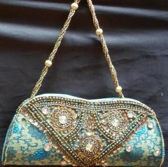 Beaded Ladies Purse