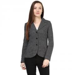 Formal black blazer Jacket