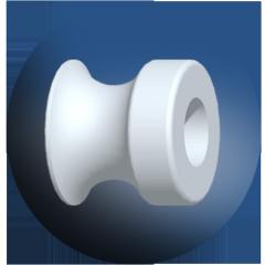 Shepard Grommet