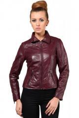 Port royal leather jacket