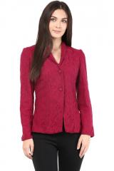 Marsala lace  jacket