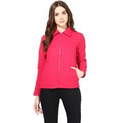 Pink Polar Fleece Jacket