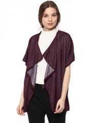 Marsala Kimono Jacket