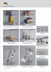Multi-function Kitchen Shelf
