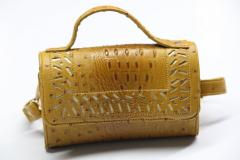 Yellow Colour Sling Bags