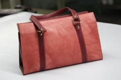 Pink Colour Women Hand Bags