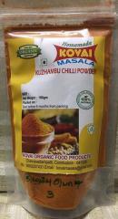 Homemade Organic Spices Powders Masala Powders