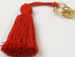 Cotton Key Tassel