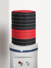 Red Black Bottle Cover