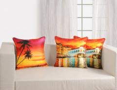Deco Cushion Cover Set of 2