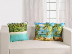 Beach Theme Deco Cushion Cover Set of 2