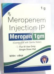 MERONEM-1GM INJ