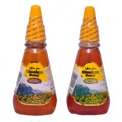 Squeeze Honey Bottle