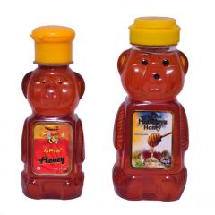 Bear Honey Bottle