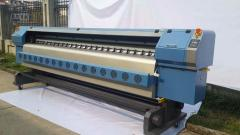 Flex Banner Printing Machine.