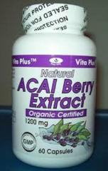 Acai Berry Extracts