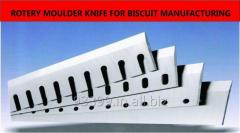 Biscuit rotary knife