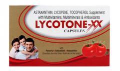 Antioxidant with Lycopene