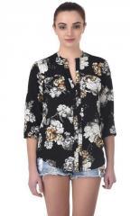 Flower Print Daisy Shirt