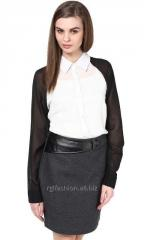 White Black Shirt