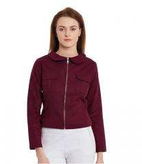 Peterpan Collar Jacket