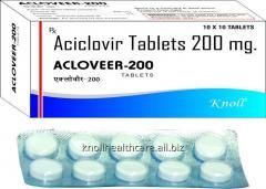 Acloveer- (BLISTER)