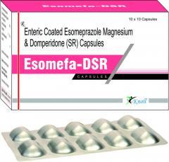 Esomefa - DSR (ALU)