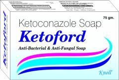 Ketoford Soap