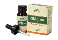 Zeal Kid Drops (Triple Action cough Formula)