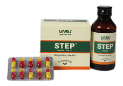 Step Syrup (for Management of Recurrent URTI)