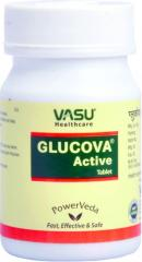 Glucova Active Tablet (Controls 'SUGAR' Naturally)