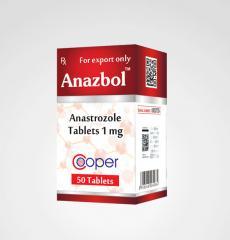 Anazbol (Anastrozole 1mg)