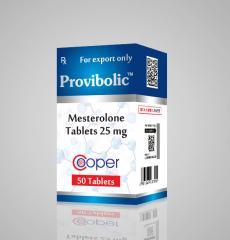 Provibolic (Masterolone 25mg)