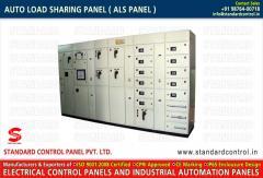 Auto Main Failure Panel - AMF Panel