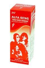 Alfa Seng Tonic