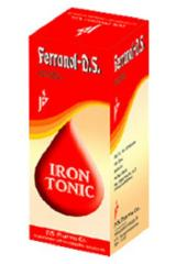 Ferranol DS (Iron Tonic)