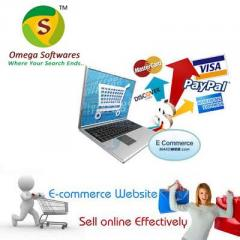 ECommerce Website Design & Development services company