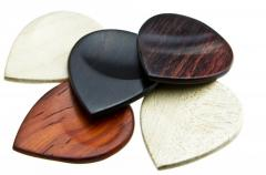 Manufacturers of handmade guitar picks from India