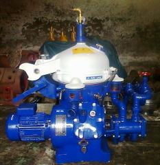 Alfa Laval oil purifier, industrial centrifuge, oil separator